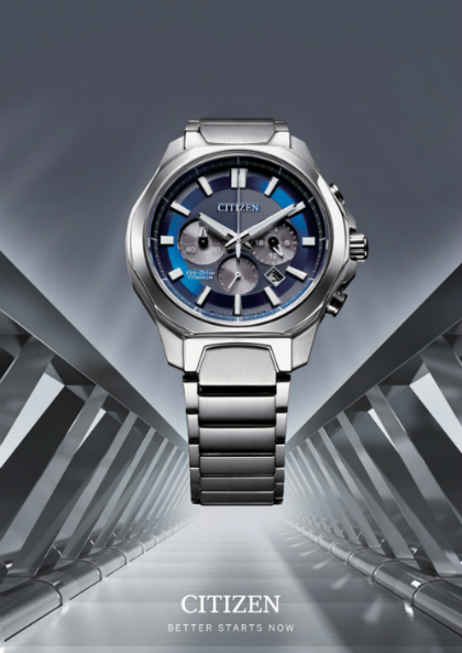 những thiết kế ấn tượng qua 100 năm phát triển của đồng hồ citizen - 3