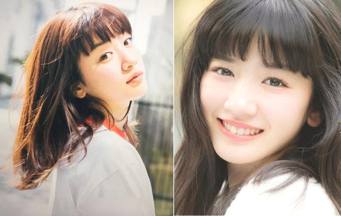 <p> Mỹ nhân 19 tuổi Nagano Mei xếp thứ chín. Cô là diễn viên, người mẫu thuộc công ty quản lý Stardust Promotion... Nagano Mei có lượng fan đông đảo ở một số nước châu Á nhờ vẻ đẹp trong trẻo.</p>