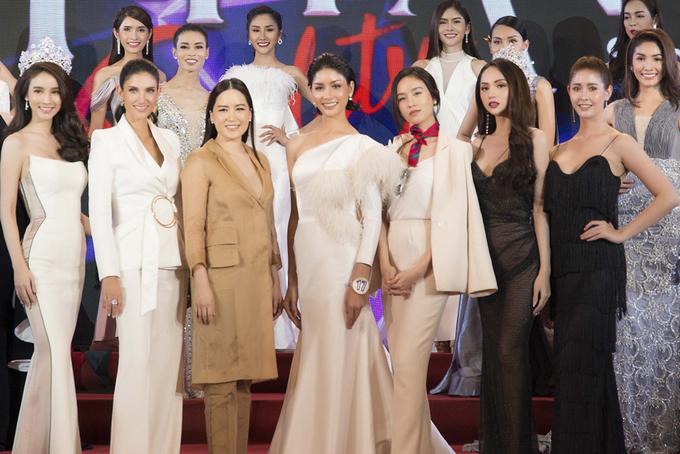 Hương Giang hội ngộ 'thiên thần' chuyển giới Thái Lan