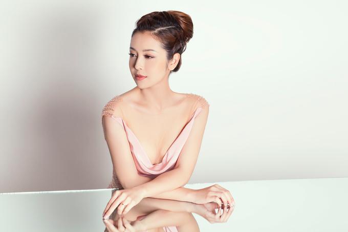 Jennifer Phạm gợi ý ba kiểu tóc dự tiệc