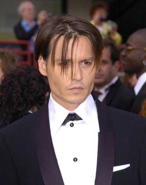 Thay dỏi ngoại hình theo thòi gian của Johnny Depp