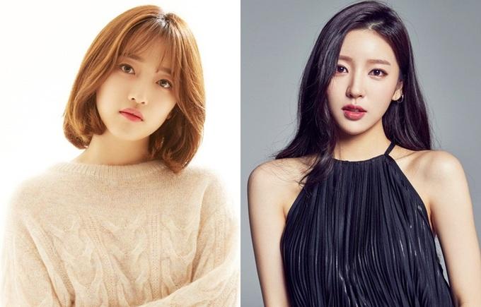 'Nữ hoàng dao kéo' Park Min Young gây sốt trong phim mới