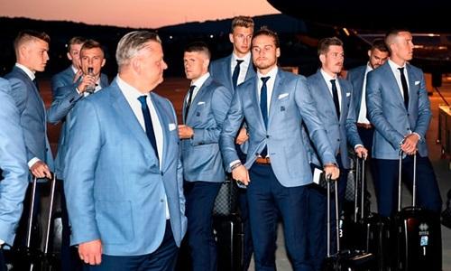 Thời trang sành điệu của các cầu thủ khi tới Nga dự World Cup - ảnh 8