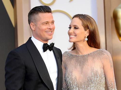 Brad và Angelina có thẻ cải thiẹn tình cảm sau thòi gian cang thảng