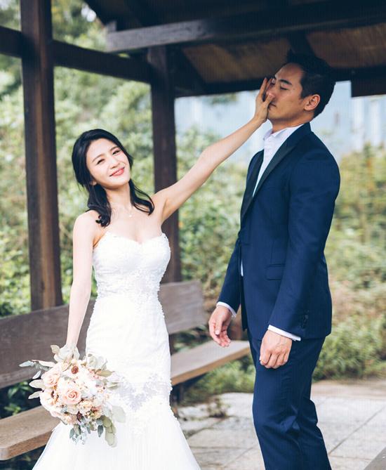 Bốn năm sau bê bối sex, Lâm Thiên Dư lên xe hoa