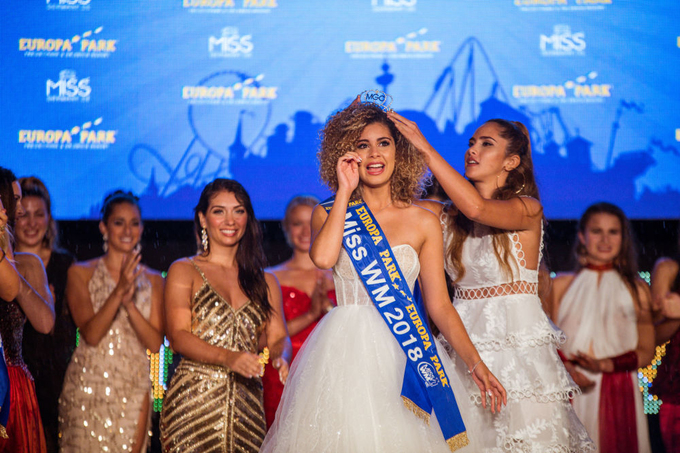 Nhan sác tuỏi 18 của Miss World Cup 2018