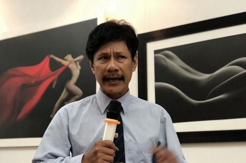 Triển lãm ảnh nude đầu tiên của Thái Phiên 'hút' khán giả Sài Gòn