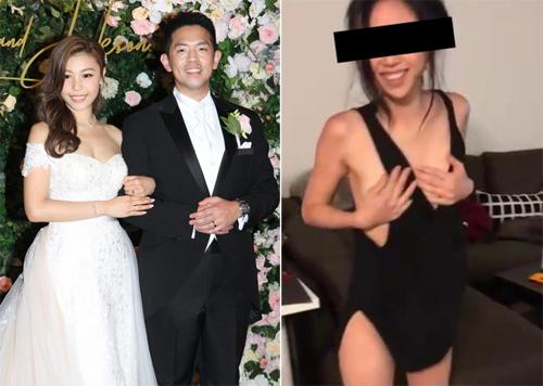 Sao gao coi Hong Kong phu nhan con dau lo video sex