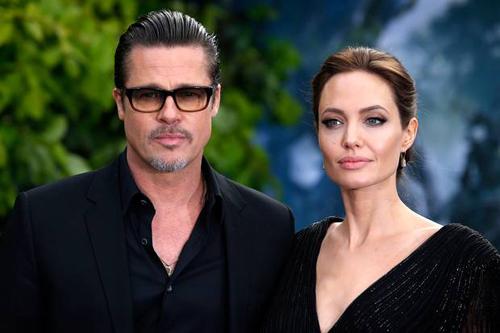 Brad Pitt dón Ngày của cha ỏ London cùng các con