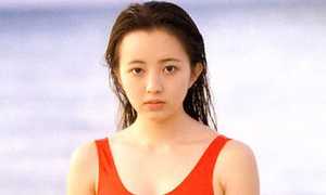 'Ngọc nữ' Nhật Bản sụp đổ hình ảnh vì cặp kè người có vợ