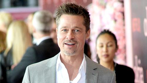 Brad Pitt vè Mỹ sau vài ngày doàn tụ sáu con ỏ Anh
