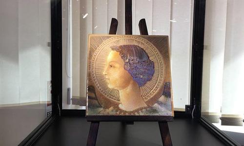 Chuyen gia nghe thuat noi tim ra buc hoa dau tien cua Leonardo da Vinci