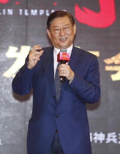 Ngô Tư Viễn làm tổng giám chế, biên kịch của Thiếu Lâm Tự 2.