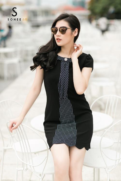 Tú Anh xuống phố với các trang phục của Sohee - 7