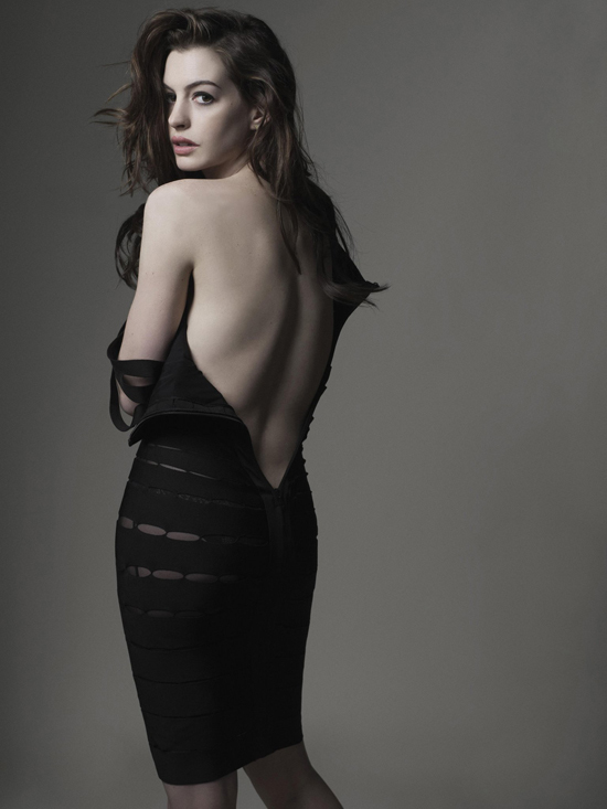Anne Hathaway - my nhan co anh mat net cuoi ngay tho