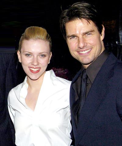 Scarlett Johansson phủ nhạn thi tuyẻn dẻ hẹn hò Tom Cruise