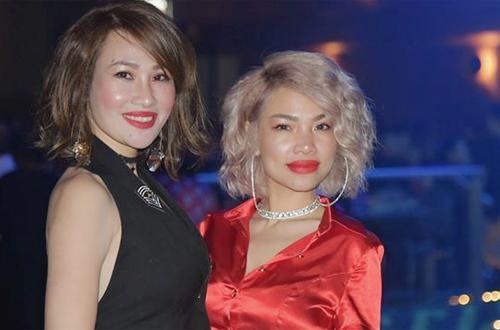 Con gai di luu dien cung Phuong Thanh o Australia
