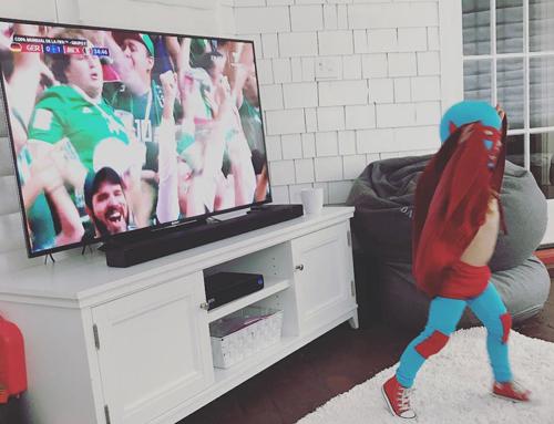 Con cac sao co vu World Cup 2018