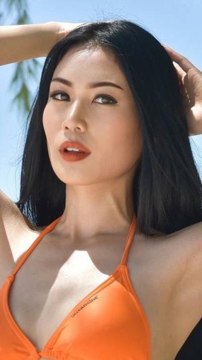 Nhan sac gay ban tan cua tan Hoa hau Hoan vu Thai Lan