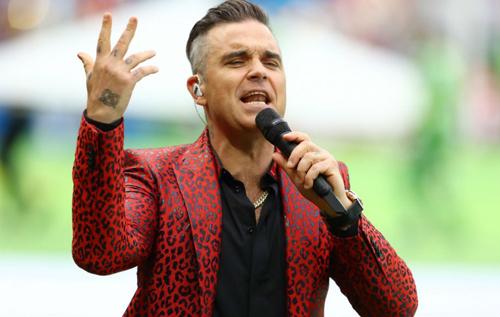 Robbie Williams noi anh bi chung roi loan phat trien
