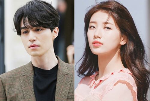 Suzy chia tay Lee Dong Wook