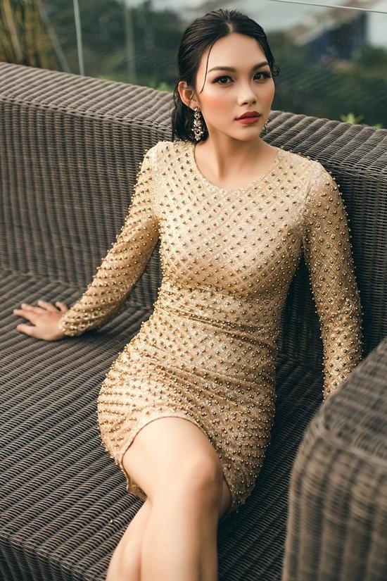 Con gái sexy của diễn viên Kiều Trinh