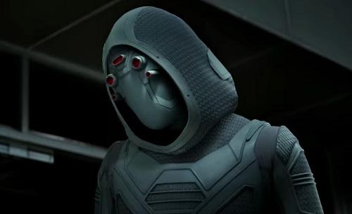 Nhân vật Ghost có năng lực đẹp mắt nhưng không ghi dấu ấn.