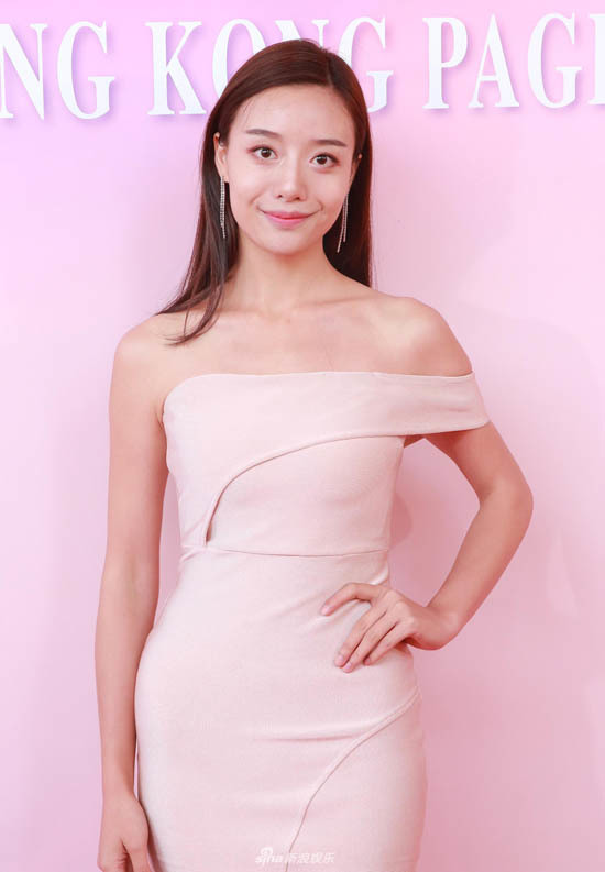 Khan gia that vong vi nhan sac thi sinh Miss Hong Kong 2018