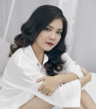 Ca sĩ Thanh Ngọc.