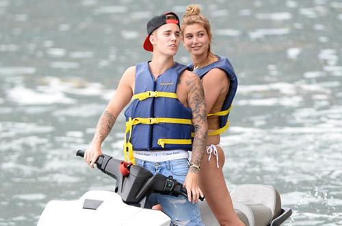 Nhũng nguòi tình nóng bỏng trong dòi Justin Bieber