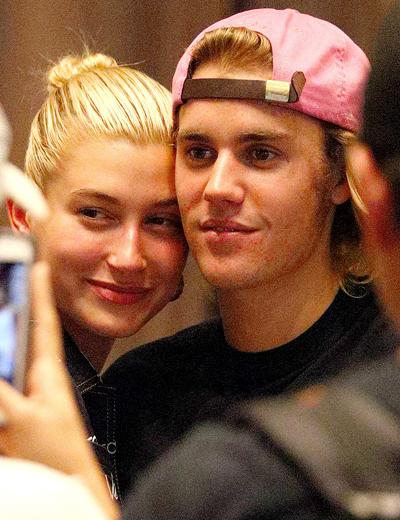 Nguòi phụ nũ sexy nhát hành tinh biét on vì Justin Bieber càu hon