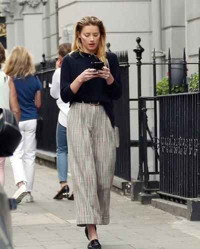 Amber Heard hon nguòi tình doanh nhan sau chia tay tỷ phú cong nghẹ