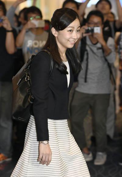 Phong cách tuổi đôi mươi của công chúa Nhật Bản Giải Trí