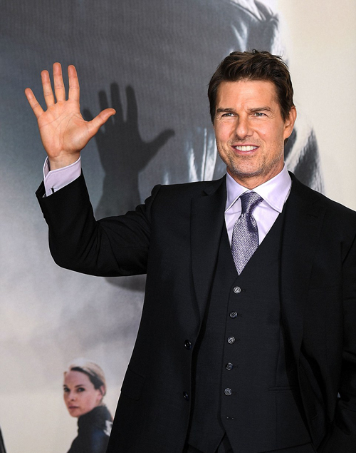 Tom Cruise lich lam tren tham do Mission Impossible 6