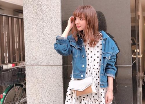 Trang phục giấu bụng bầu của Mỹ nhân đẹp nhất Nhật Bản - ảnh 11