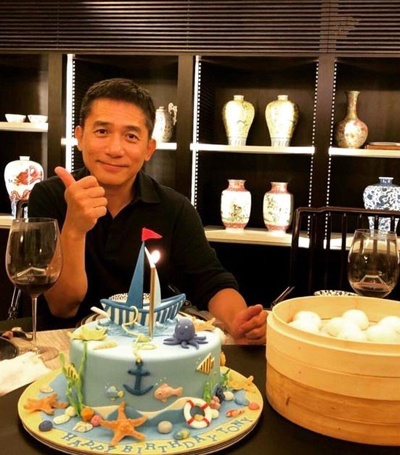 Anh ngay nay nam xua cua Luong Trieu Vy Luu Gia Linh gay chu y