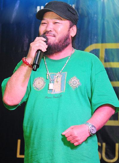 Vo Tong Dat phuong Nam tai xuat o su kien