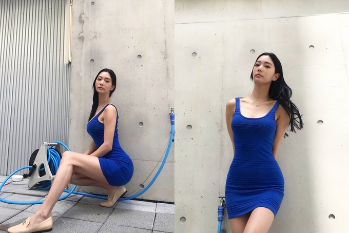 Gu mac pho co the cua Bom sex xu Han