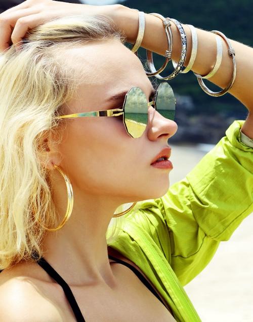 những mẫu kính đi biển hợp mốt hè 2018 từ miluxe eyewear - 2