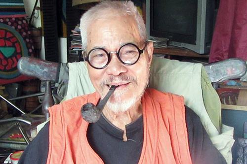 Phan Vu Toi nhu thanh nien khi cam co ve o tuoi 93