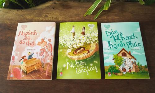 Bộ sách do Nhà xuất bản Kim Đồng ấn hành.