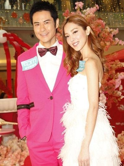 Trinh Gia Dinh phu nhan cuoi chay vi ban gai mang bau