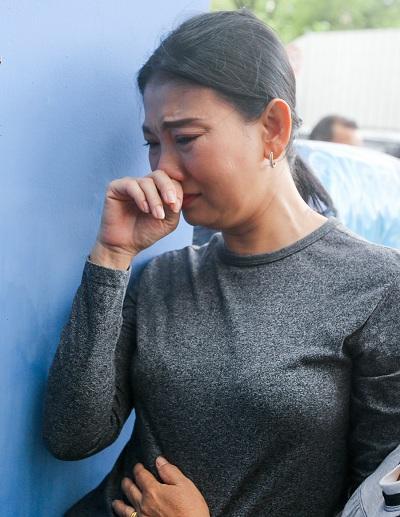 Linh cuu nghe si Thanh Hoang tham san khau 5B lan cuoi