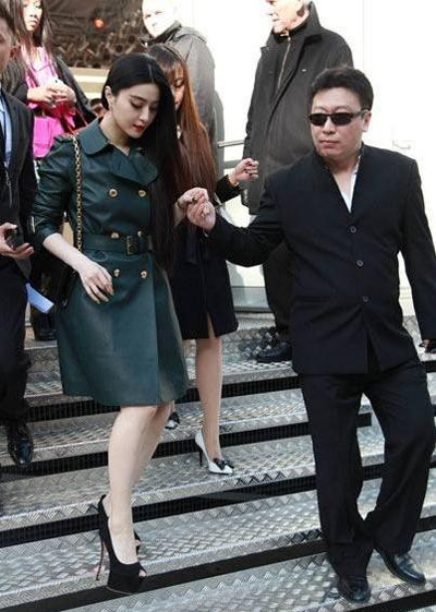 Dai gia che chan bao ve Pham Bang Bang nhung nam qua