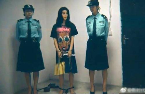 Sau anh cong chan Pham Bang Bang bi tung tin gia co thai