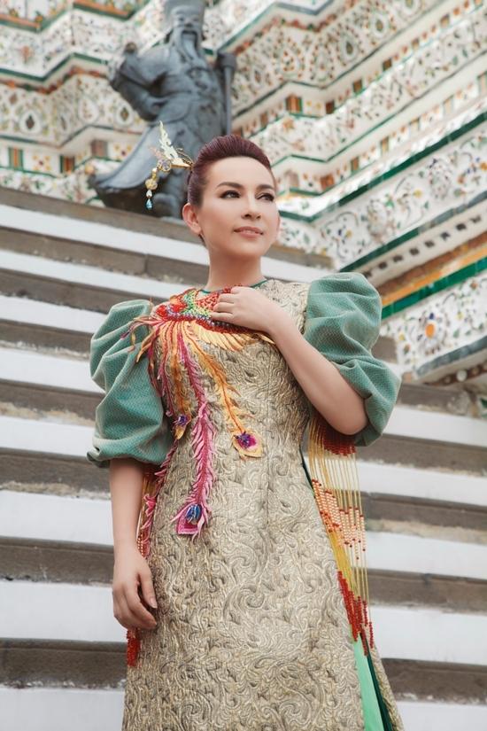 Phi Nhung van canh chua co o Thai Lan