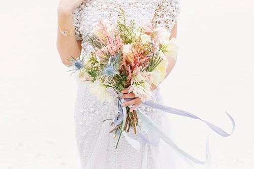 14 bó hoa cưới lãng mạn cho cô dâu - 3