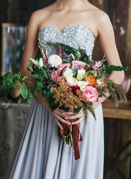 14 bó hoa cưới lãng mạn cho cô dâu - 4