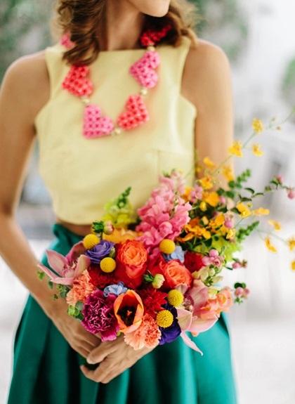 14 bó hoa cưới lãng mạn cho cô dâu - 5