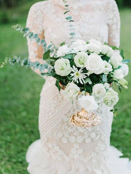 14 bó hoa cưới lãng mạn cho cô dâu - 6